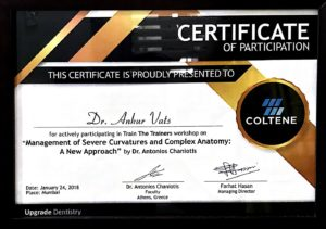 Certified dentists in Mohali